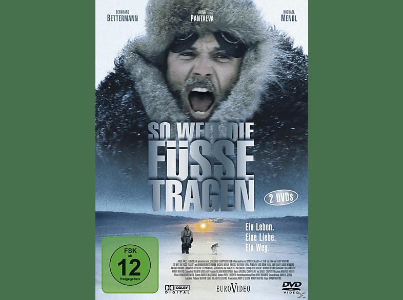 SO WEIT DIE FÜSSE TRAGEN [DVD]