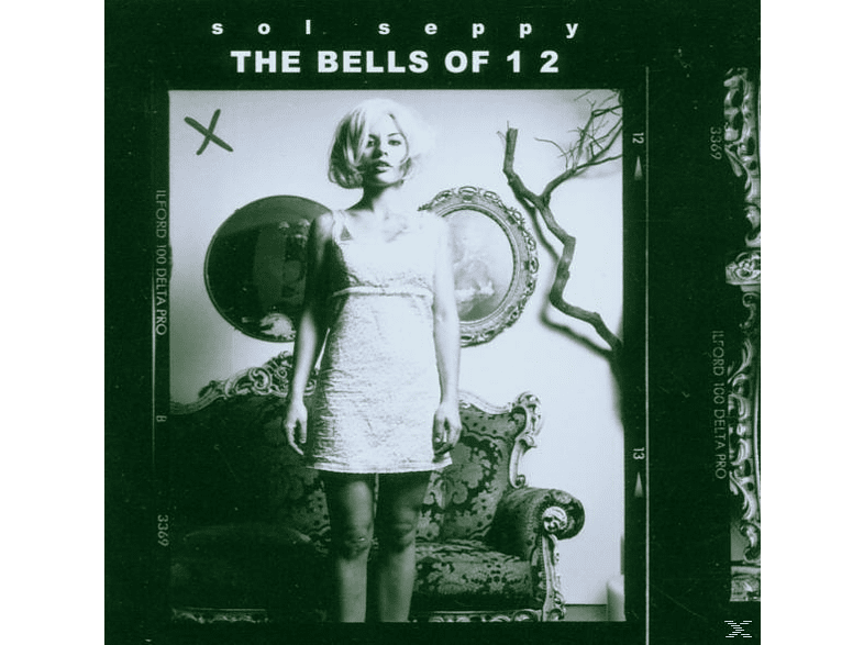 Sol Seppy - The Bells Of 1 2 [CD]