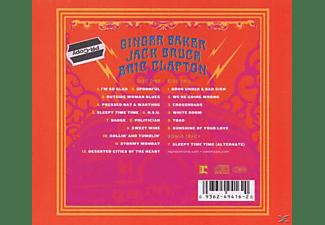 Cream - The Cream - Royal Albert Hall London May 2-3-5-6 2005  - (CD)