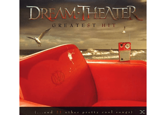 Dream Theater - Greatest Hit (...and 21 other pretty cool songs) (CD)