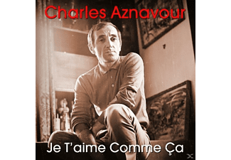 Charles Aznavour - Je T'aime Comme Ca  - (CD)