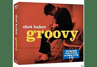 Chet Baker - Groovy  - (CD)
