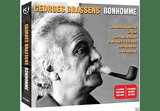 Georges Brassens - Bonhomme  - (CD)