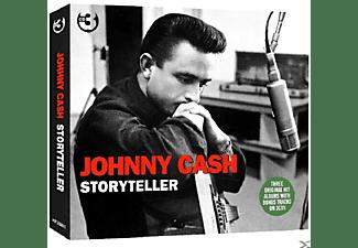 Johnny Cash - Storyteller  - (CD)