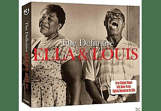 Ella, Ella Fitzgerald & Louis Armstrong - The Definitive Ella & Louis  - (CD)