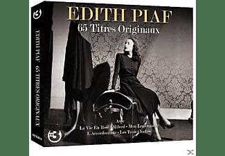 Edith Piaf - 65 Titres Originaux  - (CD)
