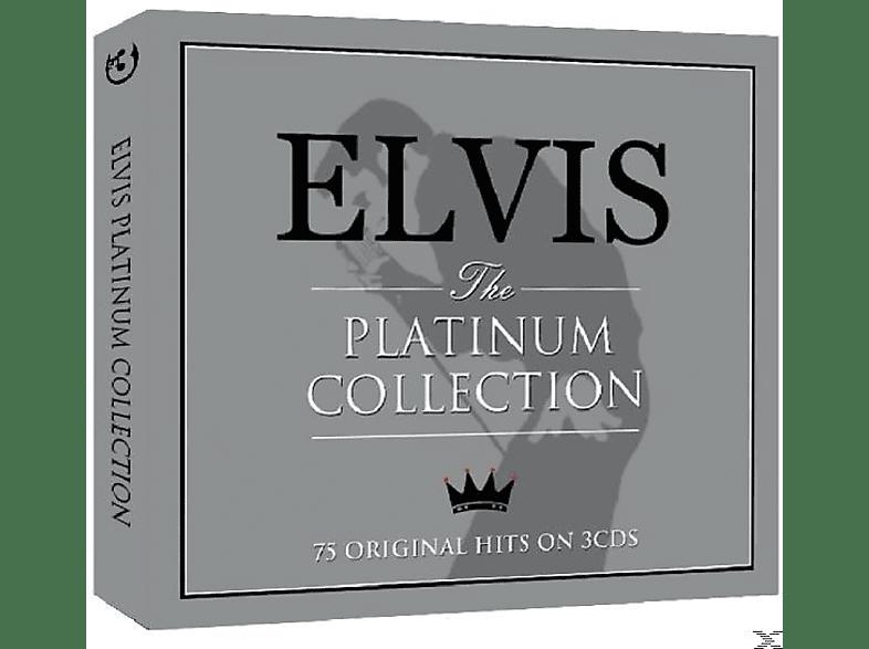 Elvis Presley - The Platinum Collection [CD]