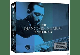 Django Reinhardt - The Django Reinhardt Anthology  - (CD)