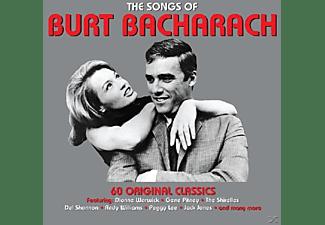 VARIOUS - Songs Of Burt Bacharach  - (CD)