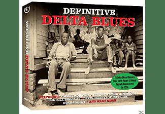 VARIOUS - Definitive Delta Blues  - (CD)