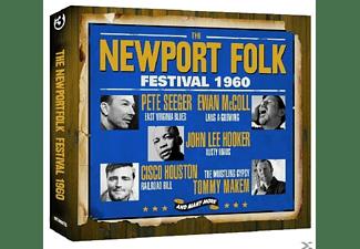 VARIOUS - Newport Folk Festival 1960  - (CD)