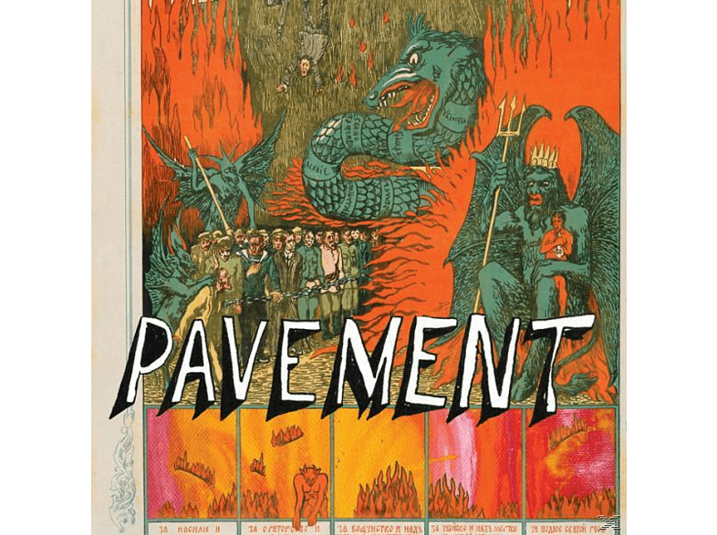 Pavement - Quarantine The Past: The Best Of [CD]