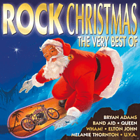 VARIOUS - Rock Christmas-The Very Best Of (New Edition) - [CD]