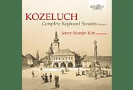 Jenny Soonjin Kim - Complete Keyboard Sonatas Vol.1 [CD]