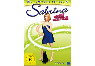 Sabrina total verhext - Staffel 3 - (DVD)