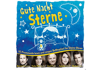 VARIOUS - Gute Nacht Sterne (Exklusive Edition)  - (CD)