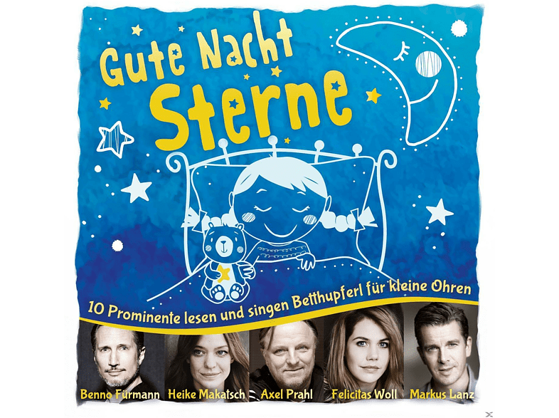 VARIOUS - Gute Nacht Sterne (Exklusive Edition) [CD]