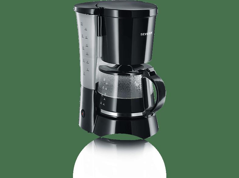 SEVERIN KA 4479 Kaffeemaschine Schwarz