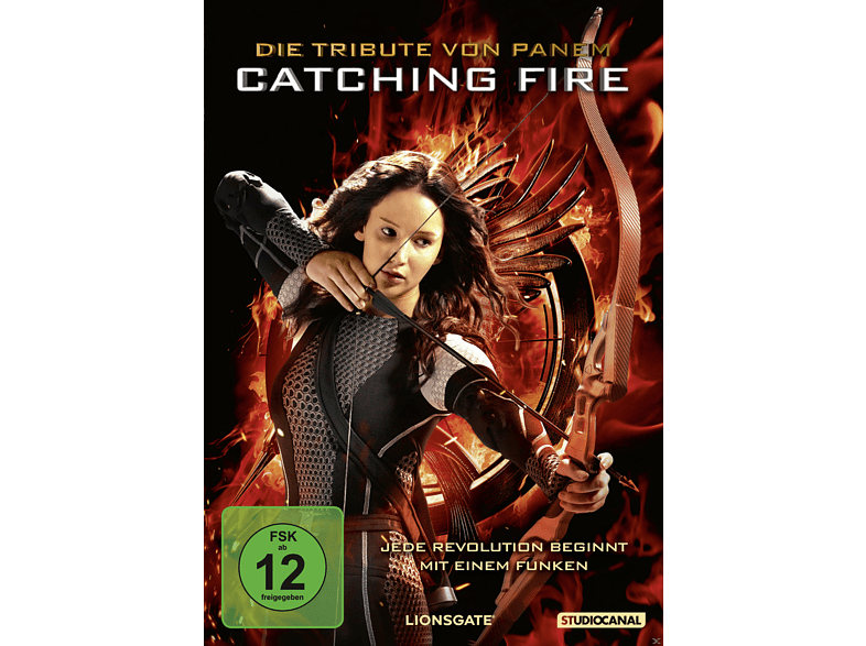 Die Tribute Von Panem: Catching Fire [DVD]