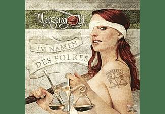 Versengold - Im Namen Des Folkes  - (CD)