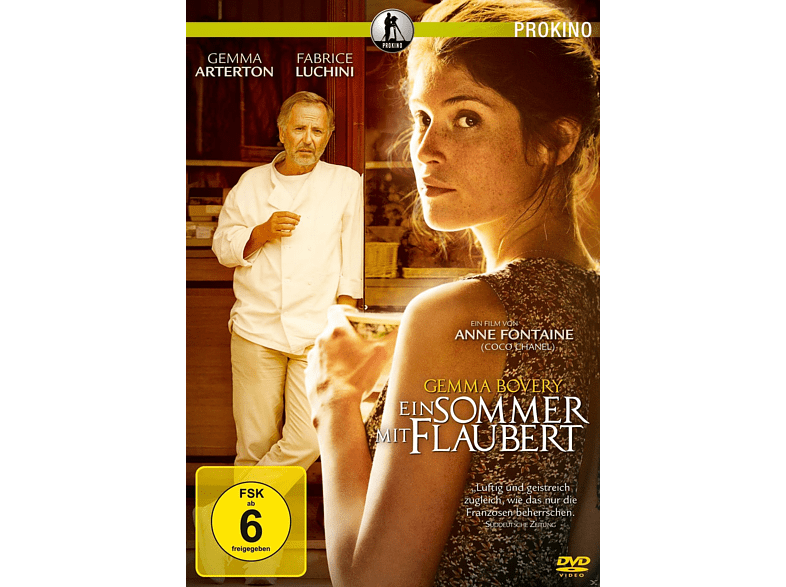 Gemma Bovery - Ein Sommer mit Flaubert [DVD]