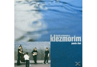 David Orlowskys Klezmorim - Panta Rhei  - (CD)