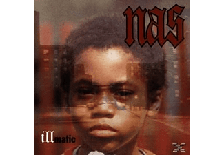 Nas - ILLMATIC | LP