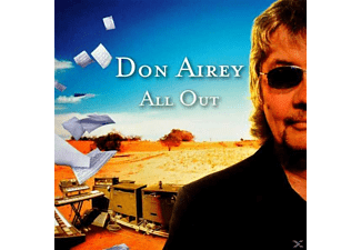 Don Airey - All Out - (CD)
