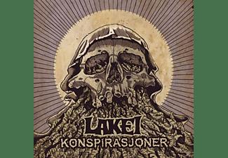 Lakei - Konspirasjoner  - (CD)