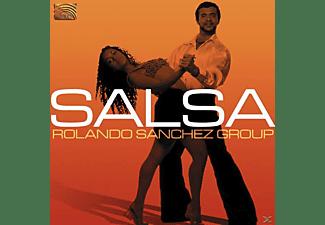 Rolando Sanchez Group - Salsa Hawaii  - (CD)
