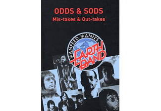 Manfred's Earth Band Mann - Odds & Sods/Mis-Takes & Out-Takes  - (CD)
