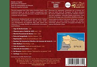 Banda De Gaitas Ledicia - Celtic Music From Galicia  - (CD)
