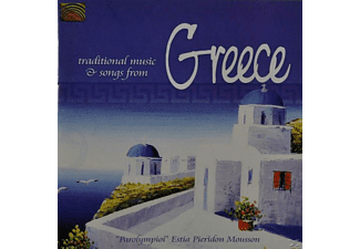 Paralympioi - Traditional Music & Songs From Greece  - (CD)
