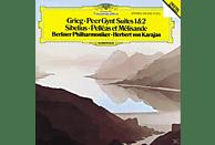 Carl August Nielsen, Herbert Von Bp/karajan - Peer Gynt Suiten 1&2/Pelleas Et Melisande [CD]
