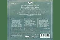Frieder Bernius - Die Israeliten In Der Wüste Wq 238 [CD]