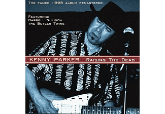 Kenny Parker - Raising The Dead - (CD)