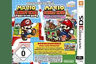 Mario & Donkey Kong - Minis on the Move & Die Rückkehr der Mini-Marios! (Download-Code) [Nintendo 3DS]