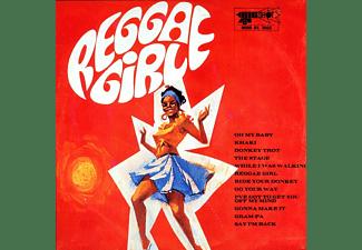 VARIOUS - Reggae Girl  - (CD)