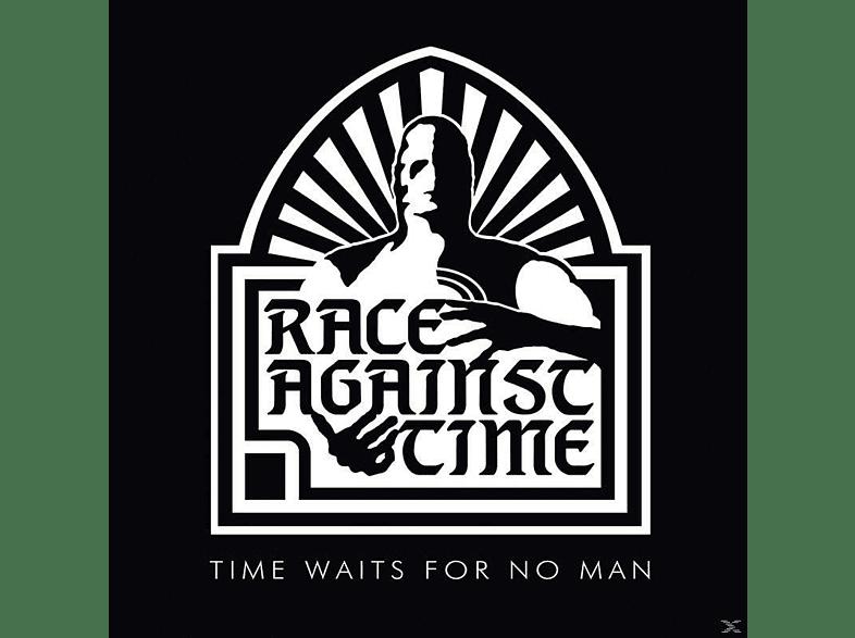 Race Against Time - Time Waits For No Man (Ltd.Clear Vinyl) [Vinyl]