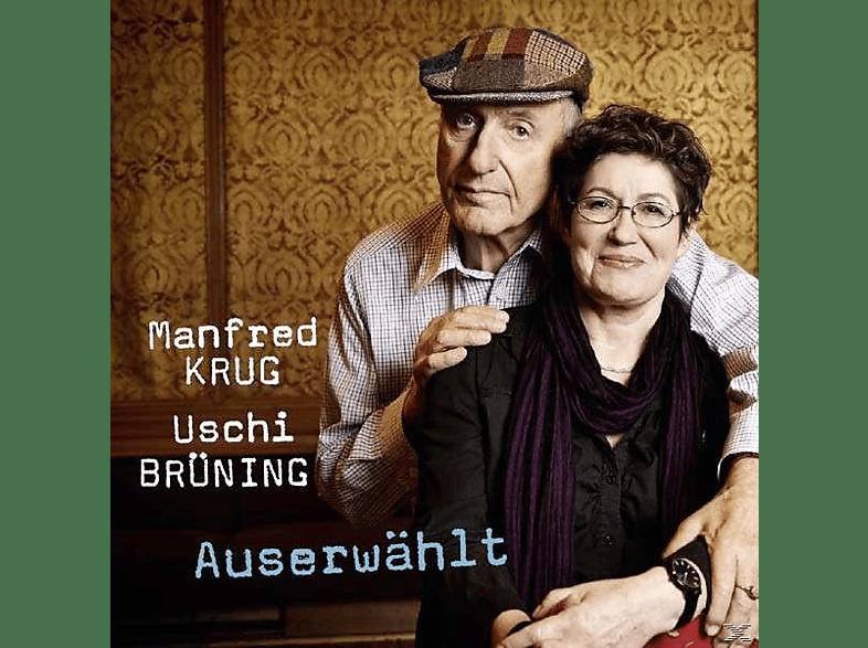 Manfred Krug, Uschi Brüning - Auserwählt [Vinyl]