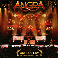 Angra - Angels Cry - 20th Anniversary Tour [CD]