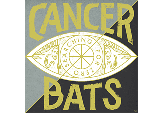 Cancer Bats - Searching For Zero - (Vinyl)