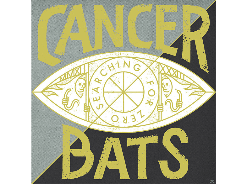 Cancer Bats - Searching For Zero [CD]