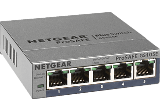 NETGEAR Switch ProSafe Plus GS105Ev2