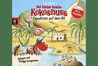 Der kleine Drache Kokosnuss - Expedition auf dem Nil - (CD)