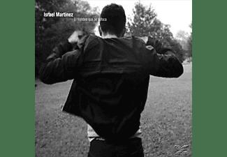 Israel Martinez - El Hombre Que Se Sofoca  - (CD)
