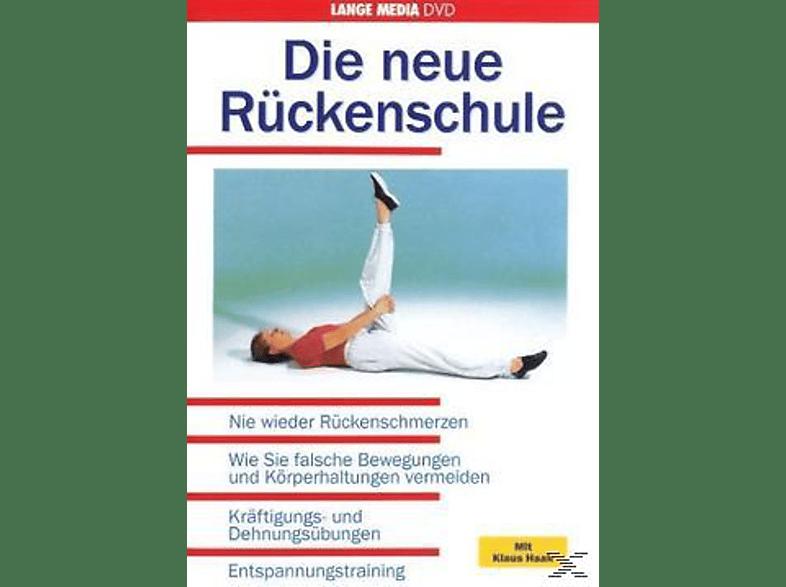 DIE NEUE RÜCKENSCHULE [DVD]