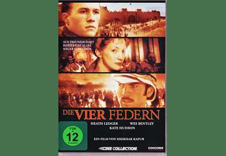 Die vier Federn DVD