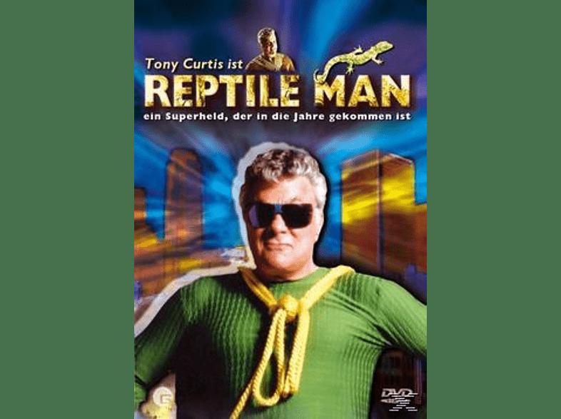 Reptile Man [DVD]