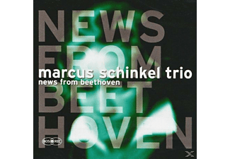 Marcus Trio Schinkel - News From Beethoven - (CD)